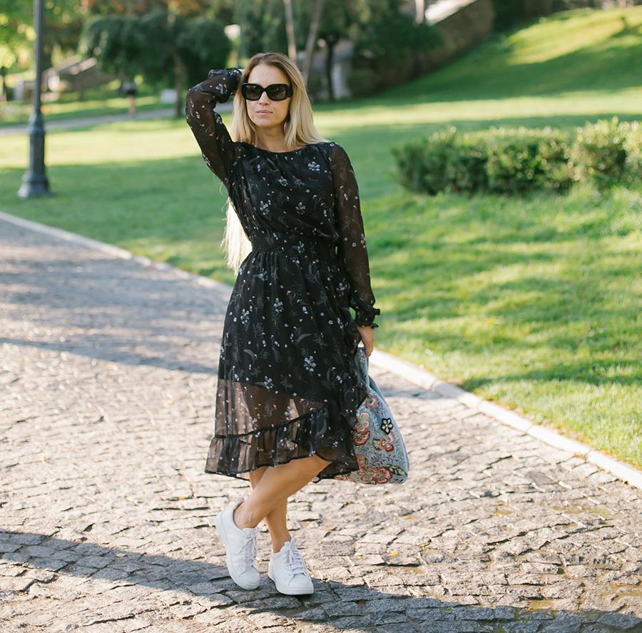Белые кроссовки: 10 вариантов, с чем их носить   laFashionata